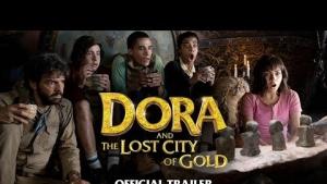 Dora ve Kayıp Altın Şehri filminin Türkçe dublajlı ilk fragmanı