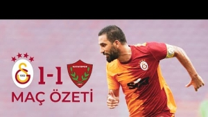 Galatasaray-Hatayspor Hazırlık Maçı