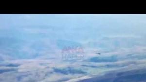 Giresun'da Düşen Helikopterin Görüntülerine Ulaşıldı