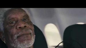 Morgan Freeman Türk Hava Yolları'nın Yeni Reklam Filminde Oynadı