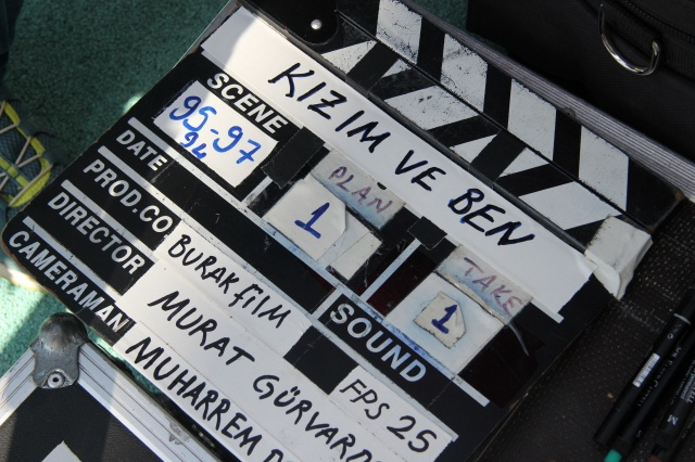'Kızım Ve Ben' Filminin Çekimleri Başladı