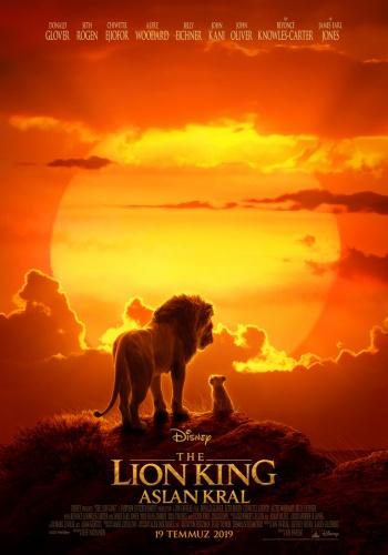 Aslan Kral'dan Yeni Karakter Afişleri Yayınlandı
