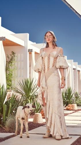 Haleia New York Fashion Week'te İlkbahar Yaz 2021 Defilesini Sundu