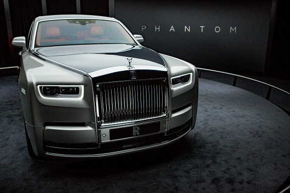 İlk Yeni Rolls-Royce Phantom Türkiye'ye Doğru Yola Çıktı