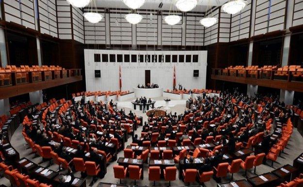 HDP'nin Tahir elçi için verdiği grup önerisi kabul edilmedi