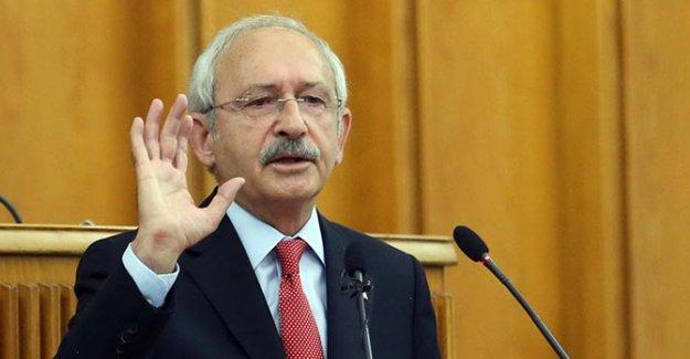 Kılıçdaroğlu Hükümete Sağduyu Çağrısı Yaptı