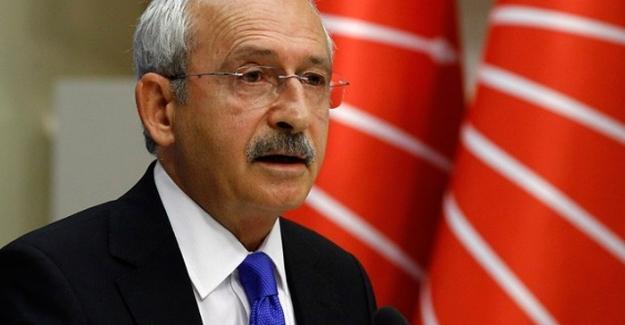 Kılıçdaroğlu Referandumla İlgili AİHM'e Başvuru Dilekçesini İmzaladı