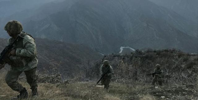 Son Bir Haftada 45 Terörist Etkisiz Hale Getirildi