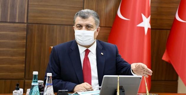 Türkiye'de Koronavirüs'ten Hayatını Kaybedenlerin Sayısı 6 Bin 951 Oldu