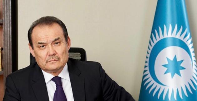 Türk Konseyi Genel Sekreterinin Kırgızistan'daki Duruma İlişkin Beyanatı