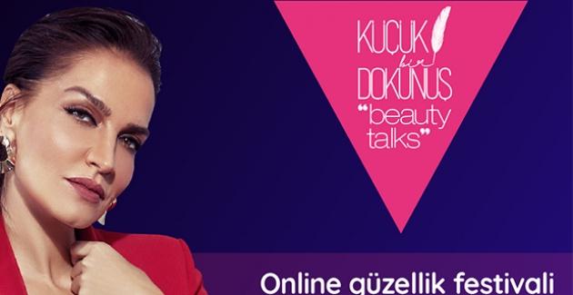 """""""Yılın İlk Güzellik Festivali """"Beauty Talks"""" 20-21 Ocak'ta Yayında!"""