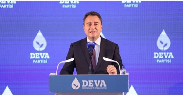 """Babacan'dan Merkez Bankası Ve İstanbul Sözleşmesi Kararlarına Tepki: """"Türkiye Karanlıkta Yönetiliyor"""""""
