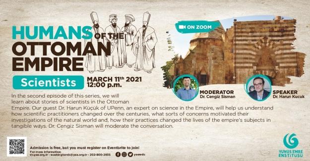 Osmanlı İmparatorluğu'nun İnsanları: Bilim Adamları