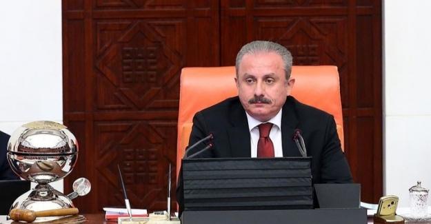 TBMM Başkanı Şentop'tan Gergerlioğlu'nun Meclis'ten Çıkarılmasına İlişkin Açıklama