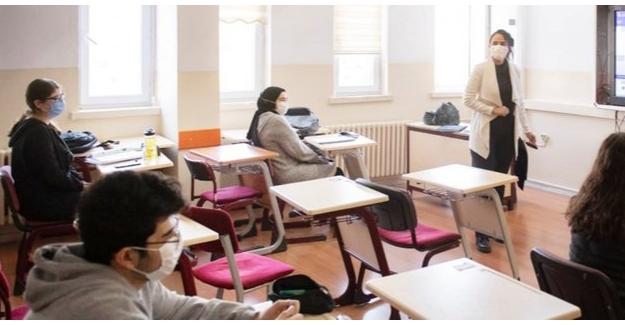 Resmî Ve Özel, Örgün Ve Yaygın Tüm Eğitim Öğretim Kurumlarında Yüz Yüze Eğitime Ara Verildi