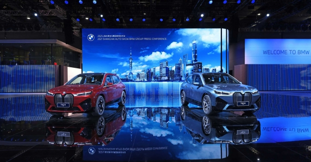 Alman Otomotiv Üreticileri, Shanghai Otomobil Fuarı'na Çıkarma Yaptı
