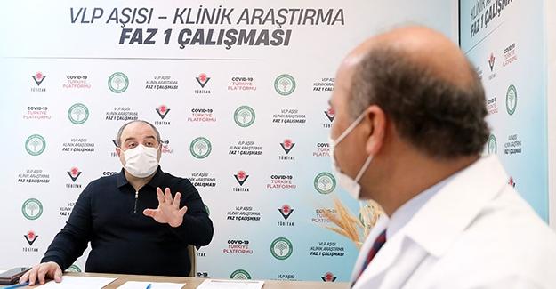 Bakan Varank, Yerli Aşı İçin Gönüllü Oluyor
