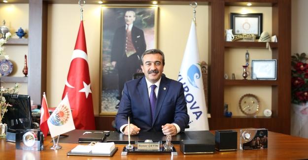 """Başkan Çetin: """"Çocuklarımız Geleceğimizdir"""""""