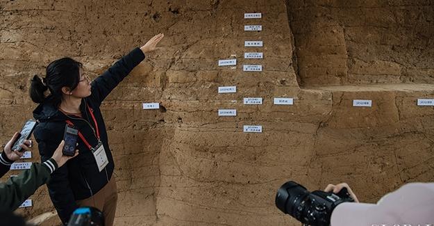 Beijing'de 3 Bin Yıllık Tuğla Tozundan İnşaat Temeli Bulundu