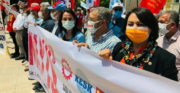 """CHP'li Şevkin: """"İşçi Hakları Budanıyor, Yandaşlar Zengin Ediliyor"""""""