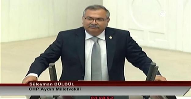 """CHP'li Bülbül'den Valiliğe JES Çıkışı: """"Vali Bıraksın Pankartı, JES Kaçak Kazılarını Durdursun!"""""""