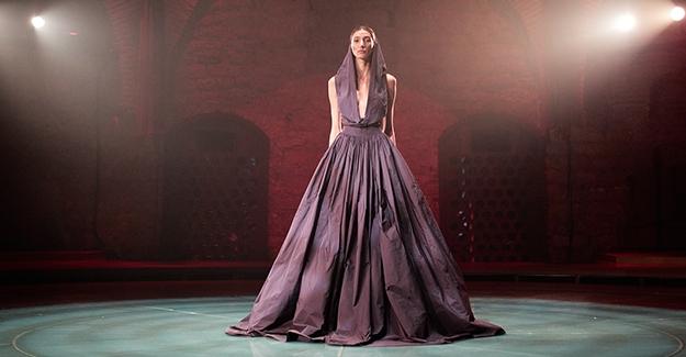 Cihan Nacar Fashion Week Istanbul Defilesi İle Büyülüyor