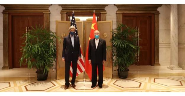 Çin ve ABD Daha Güçlü İklim Taahhütleri Konusunda Hemfikir