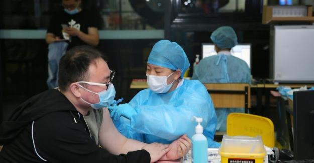 Çin'de 10 Yeni COVID-19 Vakası