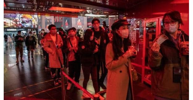 Çin'de Sinemaların Gişe Geliri, 3,5 Ayda 3 Milyar Doları Aştı