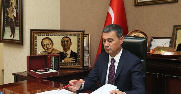 Gölbaşı Belediye Başkanı Şimşek'ten Belediye Çalışanlarına Müjde