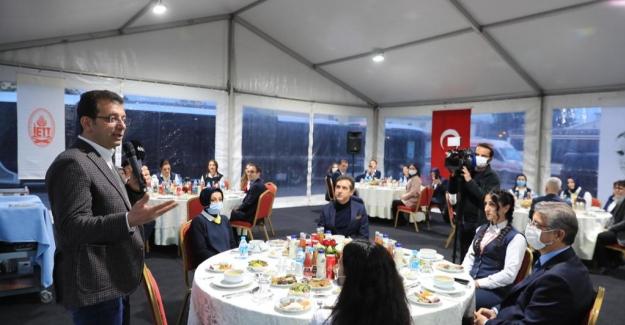 """İmamoğlu'ndan Tam Kapanma Yorum: """"Çok Sevindim"""""""