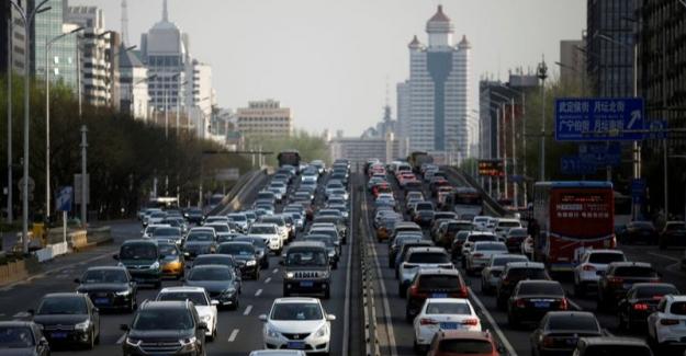 Mart ayında Çin'de Otomobil Satışları, Yüzde 74.9 Arttı