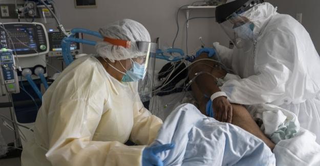 Son 13 Ayda ABD'de Ölümlerin Çoğu COVID-19 Kaynaklı