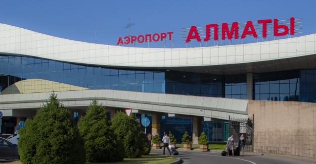 TAV, Almatı Havalimanı'nı İşletmeye Başladı