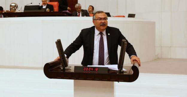 """CHP'li Bülbül: """"Türkiye Cumhuriyeti, Anayasaya Aykırı Genelgeler Cumhuriyeti Haline Geldi"""""""