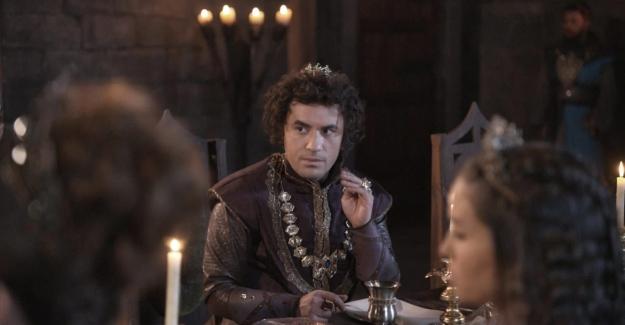 Giray Altınok'un Prens Karakterine Dev Yatırım
