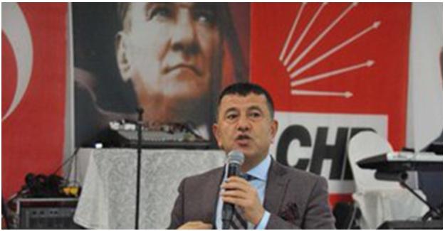CHP Genel Başkan Yardımcısı Ağbaba ''Soma 7 Yıldır Adalet Arıyor''