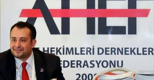"""AHEF: """"Aile Hekimleri Hak Ettikleri Ek Ödemeyi Alana Kadar Mücadele Edecek"""""""