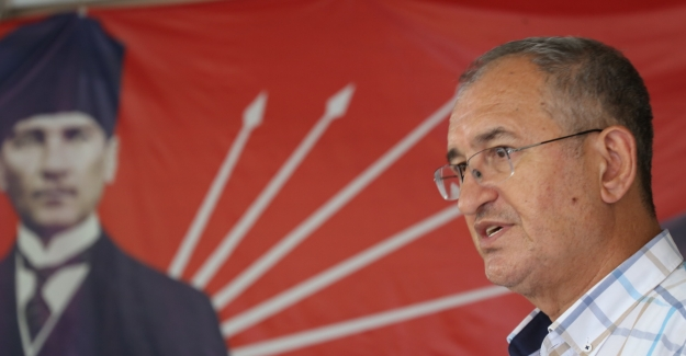 """CHP'li Sertel, Adalet Bakanının Muhalefete Çağrısına Ses Verdi: """"OHAL""""de Komisyondan Başlayın!"""