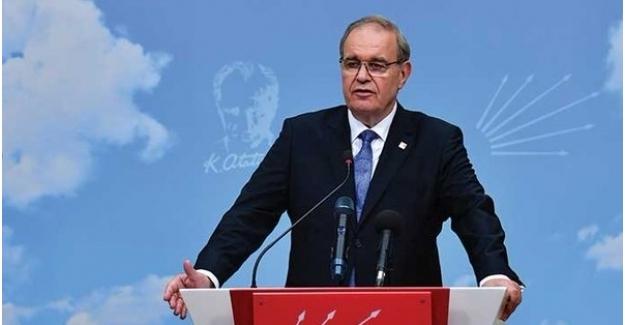 """CHP Sözcüsü Öztrak'tan Hükümete: Orası """"Helallik İsteme Makamı"""" Değil; Dar Günde, Milletin Yanında Olma Makamı"""