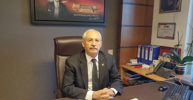 """CHP'li Kaplan """"Tarım Ve Hayvancılıkta Devlet Desteği Şart!"""""""