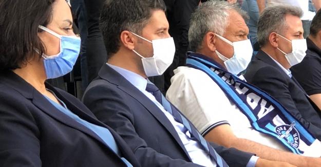"""CHP'li Şevkin: """"Şampiyonluk, Sonuna Kadar Hak Edildi"""""""