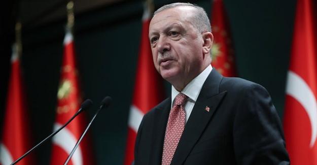 Cumhurbaşkanı Erdoğan'dan 'Danıştay'ın Kuruluş Yıl Dönümü' ve 'İdari Yargı Günü' Mesajı