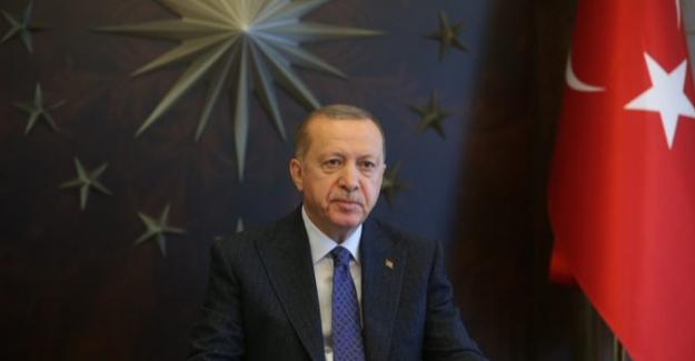 Cumhurbaşkanı Erdoğan, Kırgızistan Cumhurbaşkanı Caparov İle Görüştü