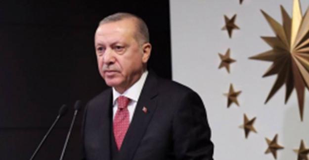 Cumhurbaşkanı Erdoğan'dan Şehit Piyade Uzman Çavuş Ahmet Asan'ın Ailesine Taziye Mesajı