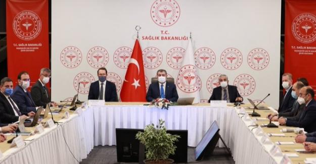 İstanbul'da Vaka Sayısı Ve Poliklinik Başvuruları Yüzde 65 Azaldı