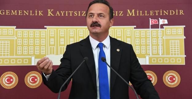 """İYİ Parti Sözcüsü Ağıralioğlu: """"Hayalimizdeki Çin Değil, Hayalimizdeki Türkiye"""""""