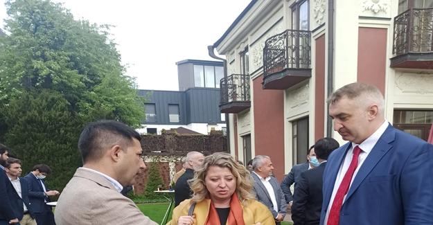 Kuşadası Belediyesi'nden Ukrayna'ya Turizm Çıkarması