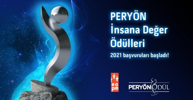 PERYÖN Ödülleri 2021 Başvuruları Açıldı