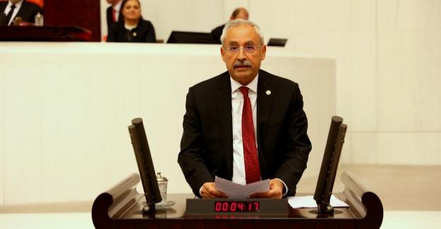 """CHP'li Kaplan'dan AKP'ye: """"Kimse Artık Sizinle Aynı Gemide Değil!"""""""